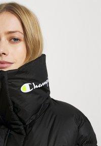 Champion - JACKET ROCHESTER - Winter jacket - black - 3