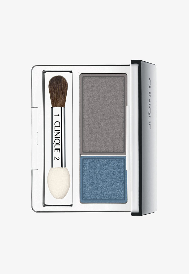 Clinique - ALL ABOUT SHADOW DUO - Eye shadow - 22 jeans and heels