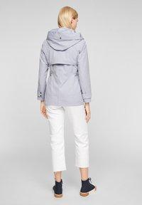 s.Oliver - MIT NETZ-FUTTER - Waterproof jacket - lilac - 2
