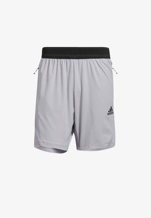 HEAT.RDY TRAINING SHORTS - Pantalón corto de deporte - grey