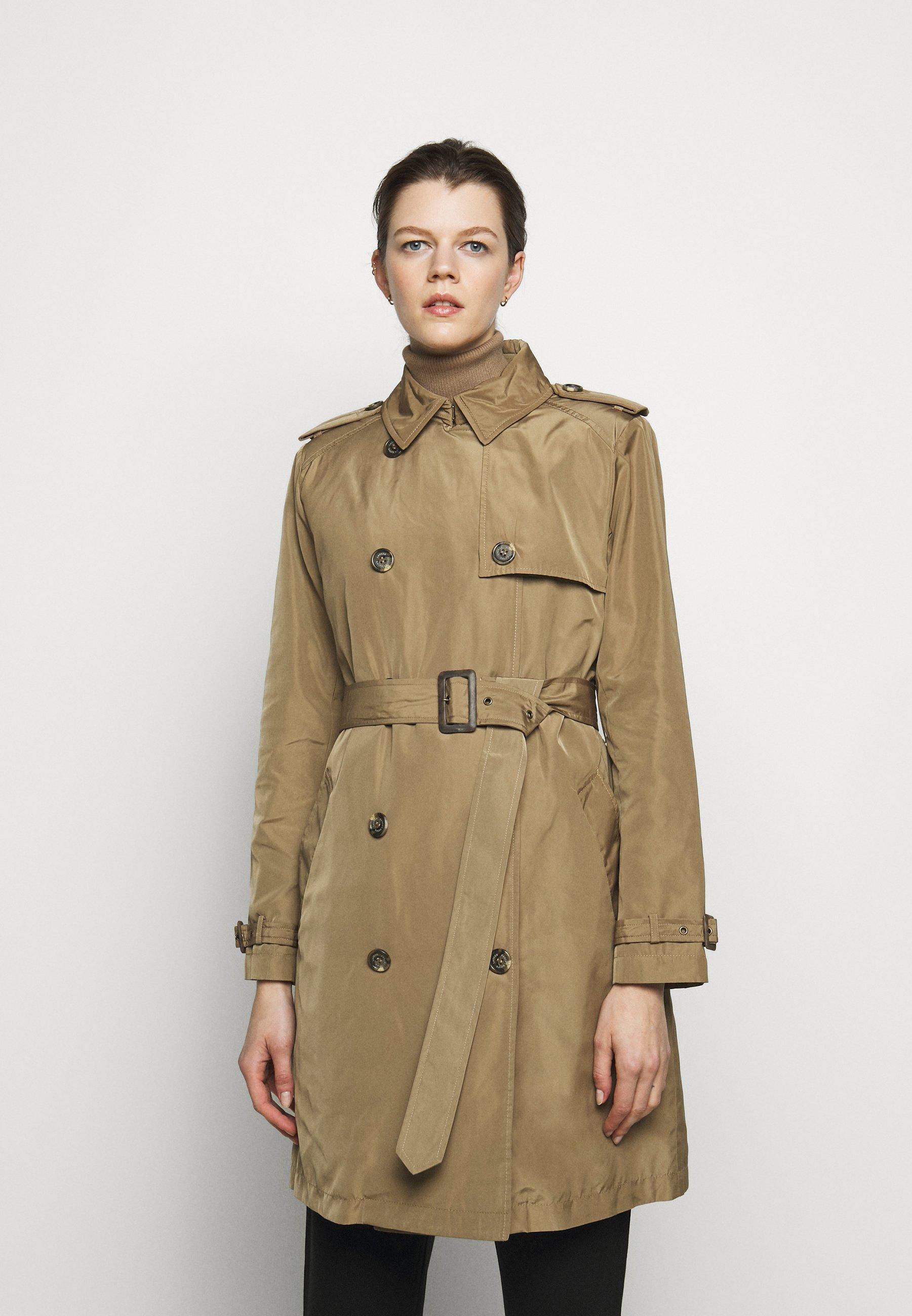 Women TAFFETA  - Trenchcoat