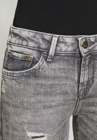 Denham - LIZ ANKLE - Jeans Skinny Fit - grey - 5
