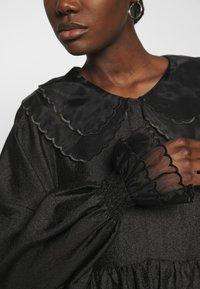 Cras - LENACRAS DRESS - Cocktail dress / Party dress - black - 4