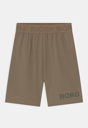 UNISEX - Sports shorts - khaki