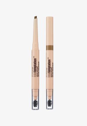 TOTAL TEMPTATION BROW DEFINER - Wenkbrauw make-up - 100 blonde
