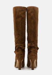 San Marina - AGNATALI - High heeled boots - cannelle - 3