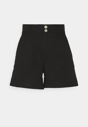 HARPER HIGH RISE - Shorts - black