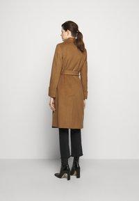 Lauren Ralph Lauren - Płaszcz wełniany /Płaszcz klasyczny - new vicuna - 2