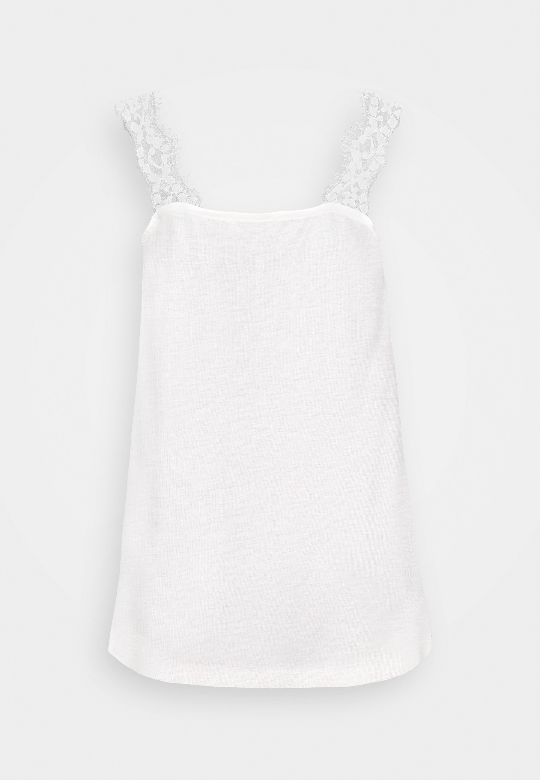 Esprit Collection Flow Vneck - Topper Off White/offwhite