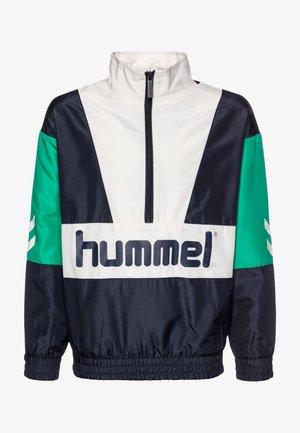 HMLSNOOP HALF ZIP  - Training jacket - blue nights