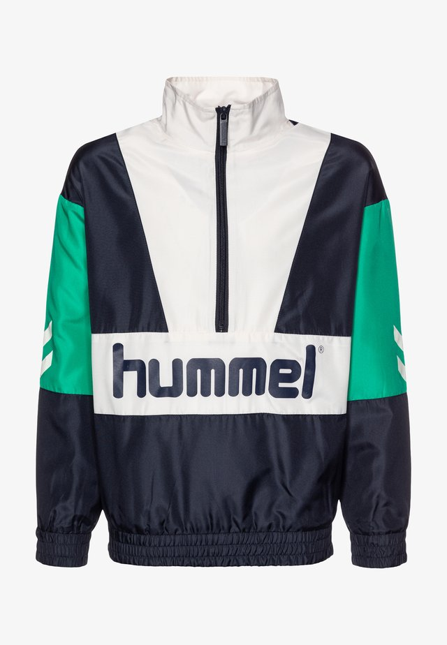 HMLSNOOP HALF ZIP  - Trainingsvest - blue nights