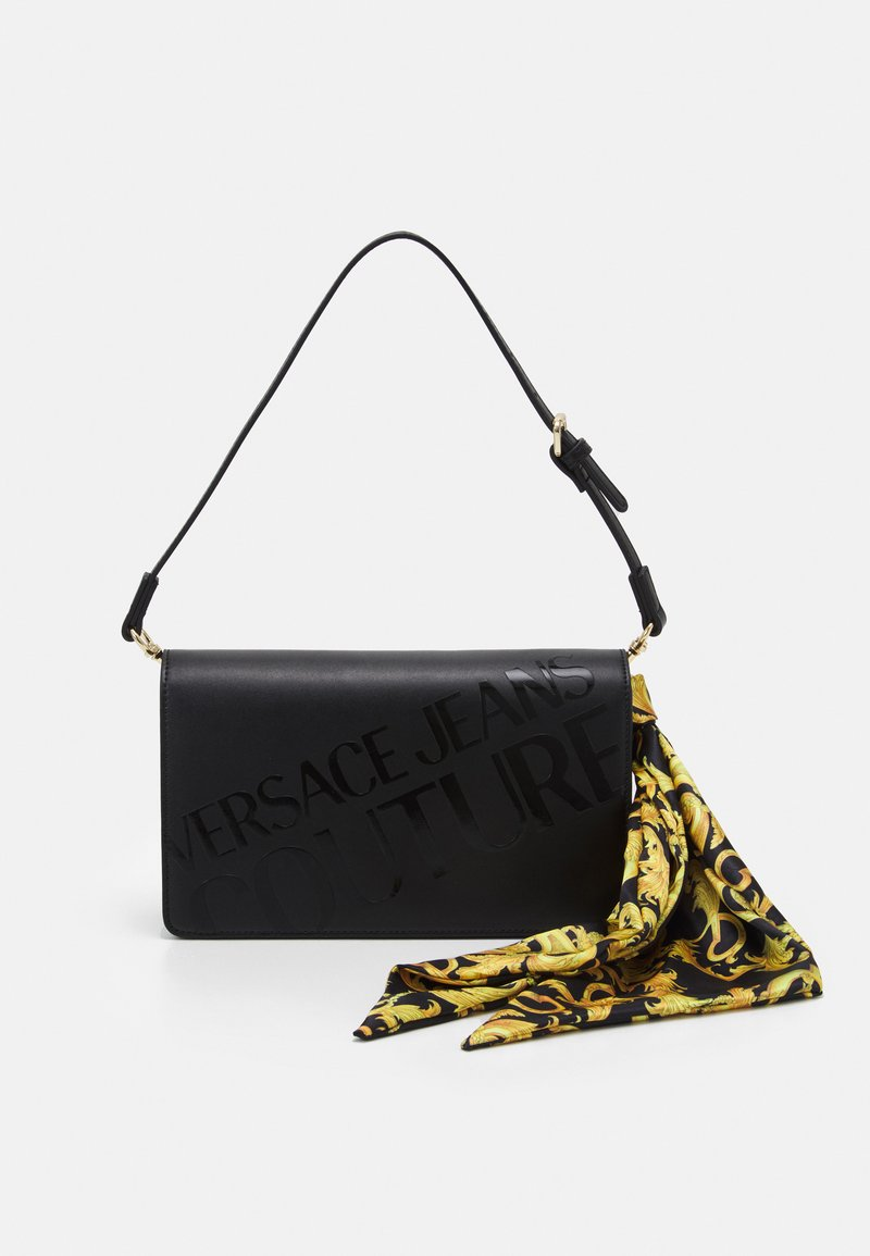 Versace Jeans Couture - THELMA SHOULDER BAG - Kabelka - nero