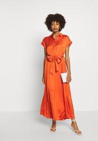 Part Two - DITA - Maxi dress - orange sunset - 1