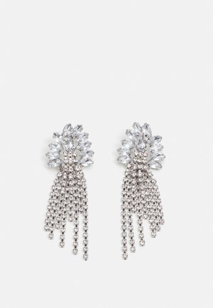 PCKEA EARRINGS - Kolczyki - silver-coloured
