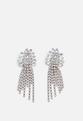 PCKEA EARRINGS - Earrings - silver-coloured