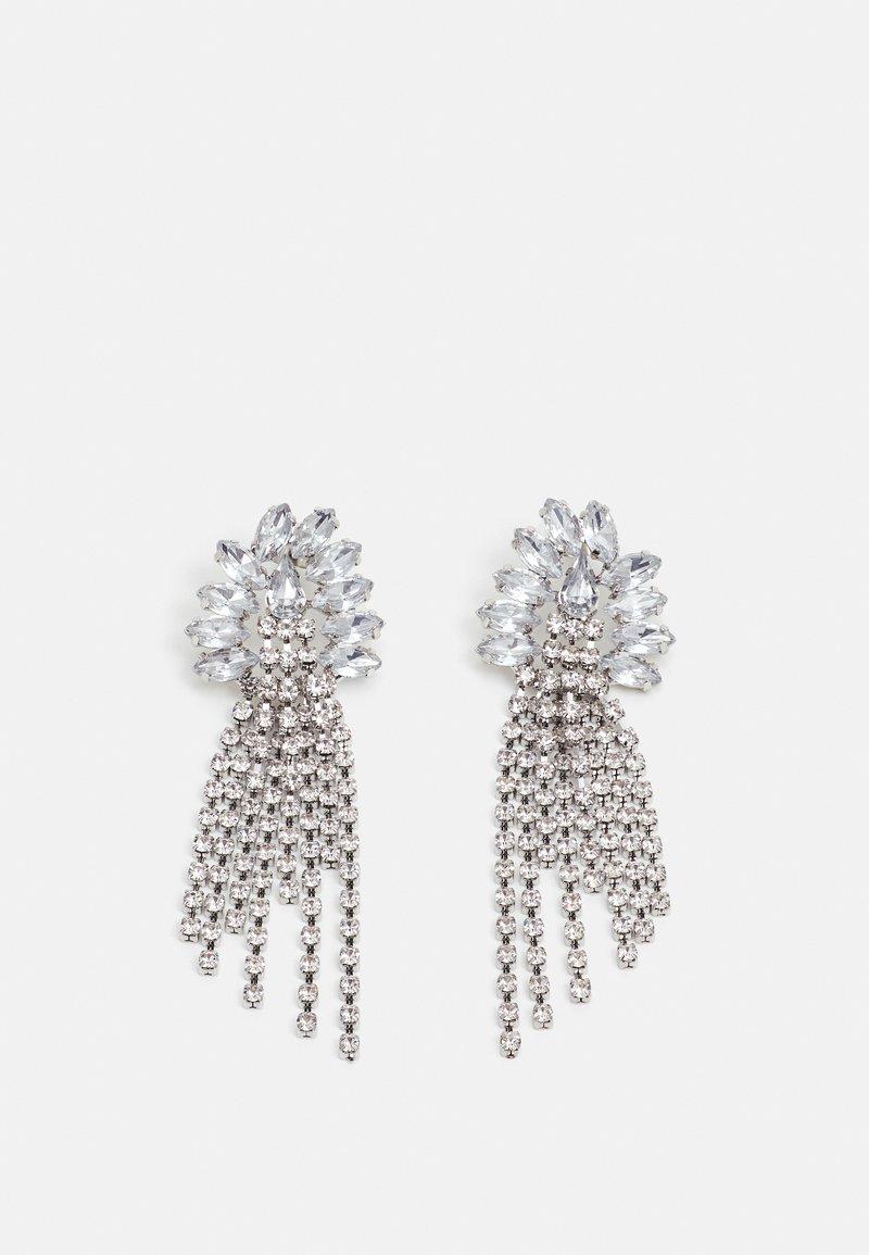 Pieces - PCKEA EARRINGS - Earrings - silver-coloured