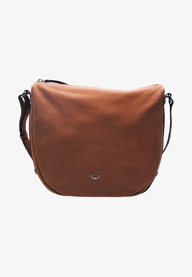 MIJAS  - Håndtasker - cognac