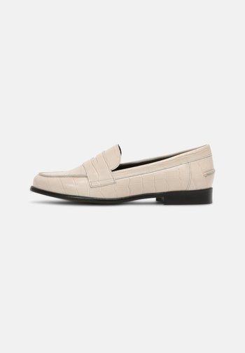 VALALA - Nazouvací boty - beige