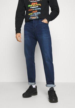 Slim fit jeans - spyglass dark