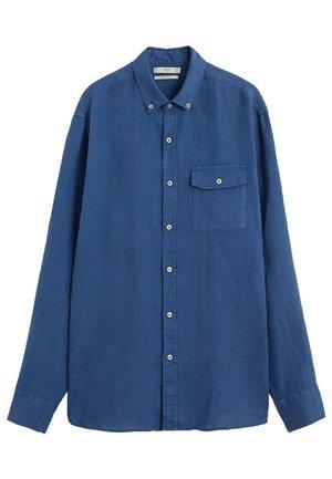 CALCUTA - Shirt - dunkles marineblau