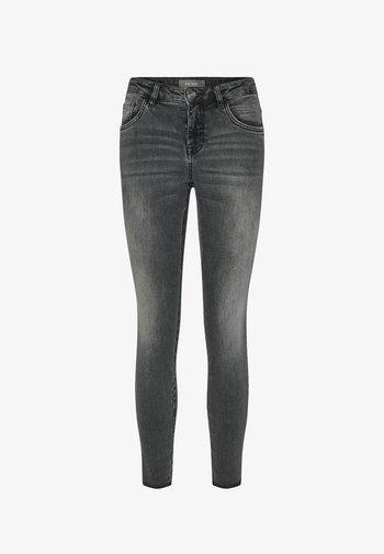 VICE  - Slim fit jeans -  dark grey
