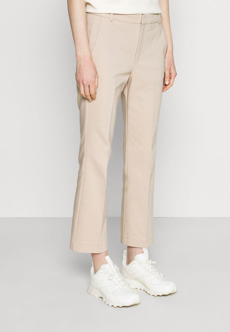 InWear - ZELLA KICKFLARE PANT - Trousers - sandstone