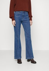 See by Chloé - Flared Jeans - truly navy - 0