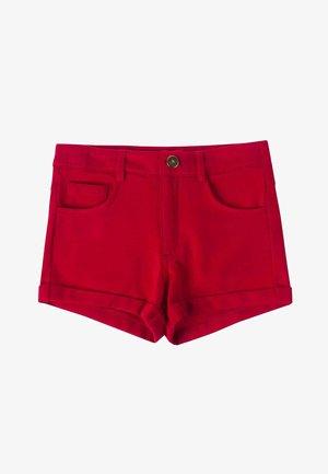 Shorts - rojo
