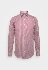 BOLD STRIPE EASY CARE SLIM - Košile - rumba red
