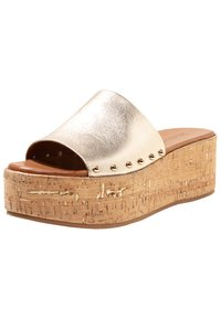 Inuovo - Mules - gold gld - 6