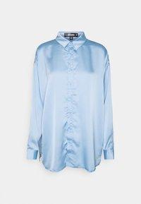 BASIC SHIRT - Paitapusero - light blue