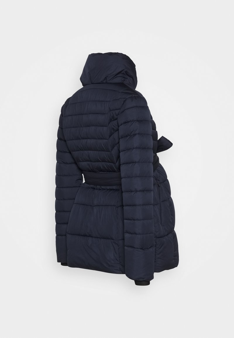 Noppies JACKET 2-WAY BRADFORD - Wintermantel - night sky/dunkelblau rBqZNN