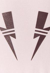 Neil Barrett - RELENTLESS SPORT BOLTS - Mikina - pink/cabernet - 5