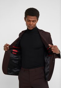 HUGO - Suit jacket - dark red - 3