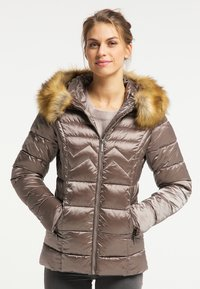 usha - Winter jacket - beige - 0