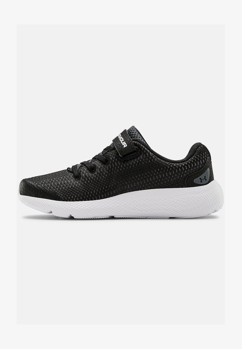 Under Armour - PURSUIT  - Sneakers laag - black