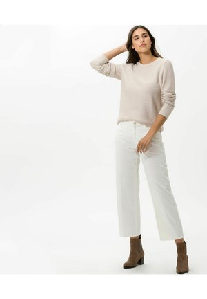STYLE MAINE S - Trousers - off white