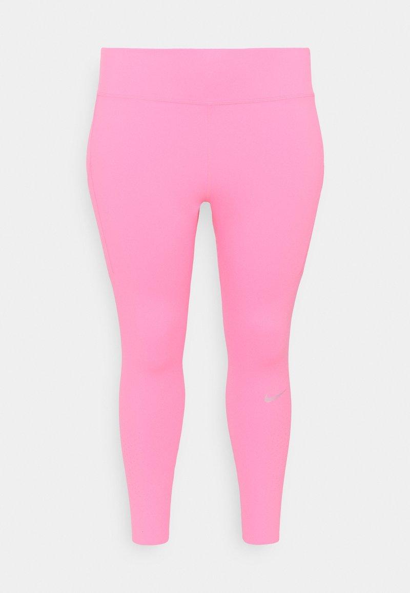 Nike Performance - EPIC PLUS - Punčochy - pink glow/silver