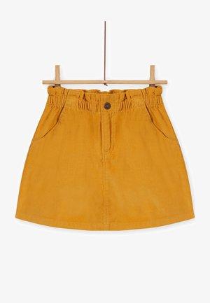 Minifalda - yellow