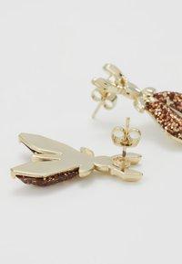 Patrizia Pepe - ORECCHINI PRECIOUS FLY MINI - Earrings - glitter red - 2