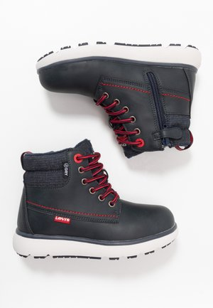 VERMONT WPR - Lace-up ankle boots - navy