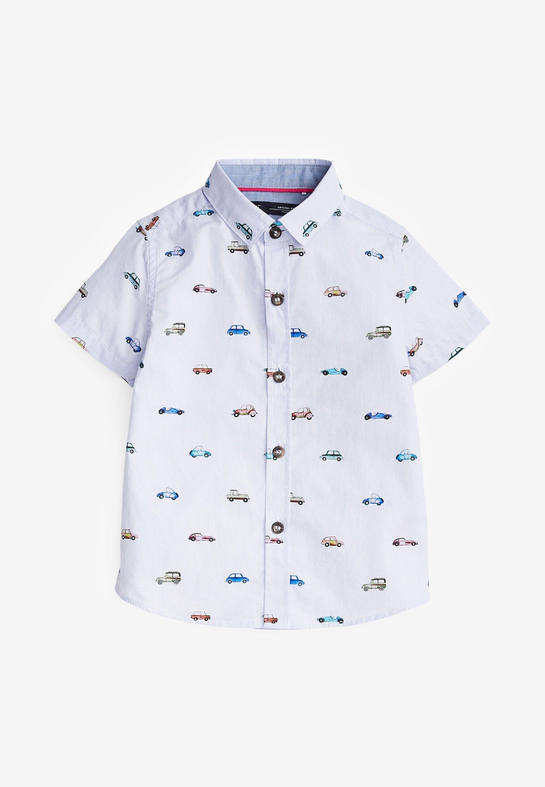 Kinder CAR PRINT - Hemd