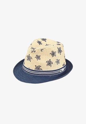 MINI STROHHUT - Hat - sand