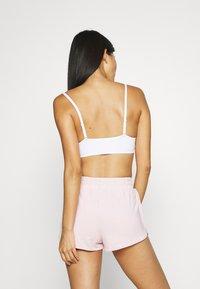 Anna Field - 3 PACK - Triangle bra - grey/pink - 2