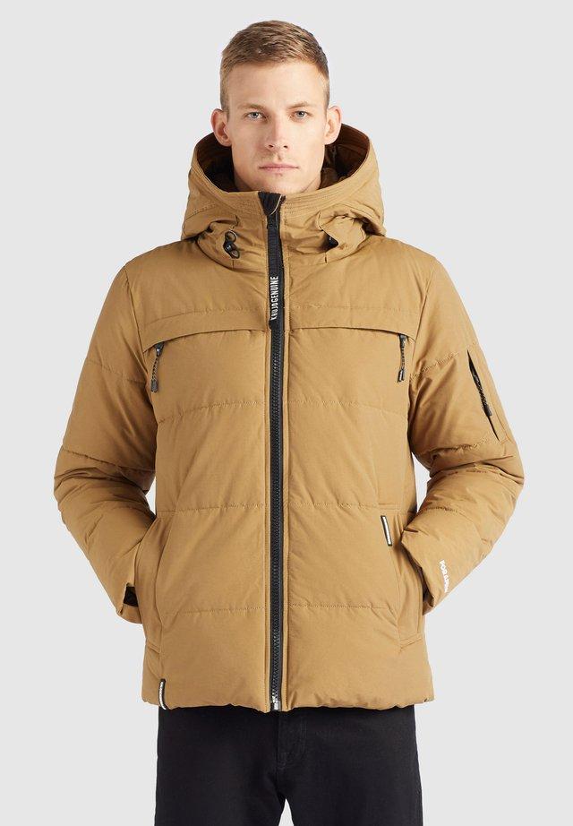 TERRY - Winterjacke - beige