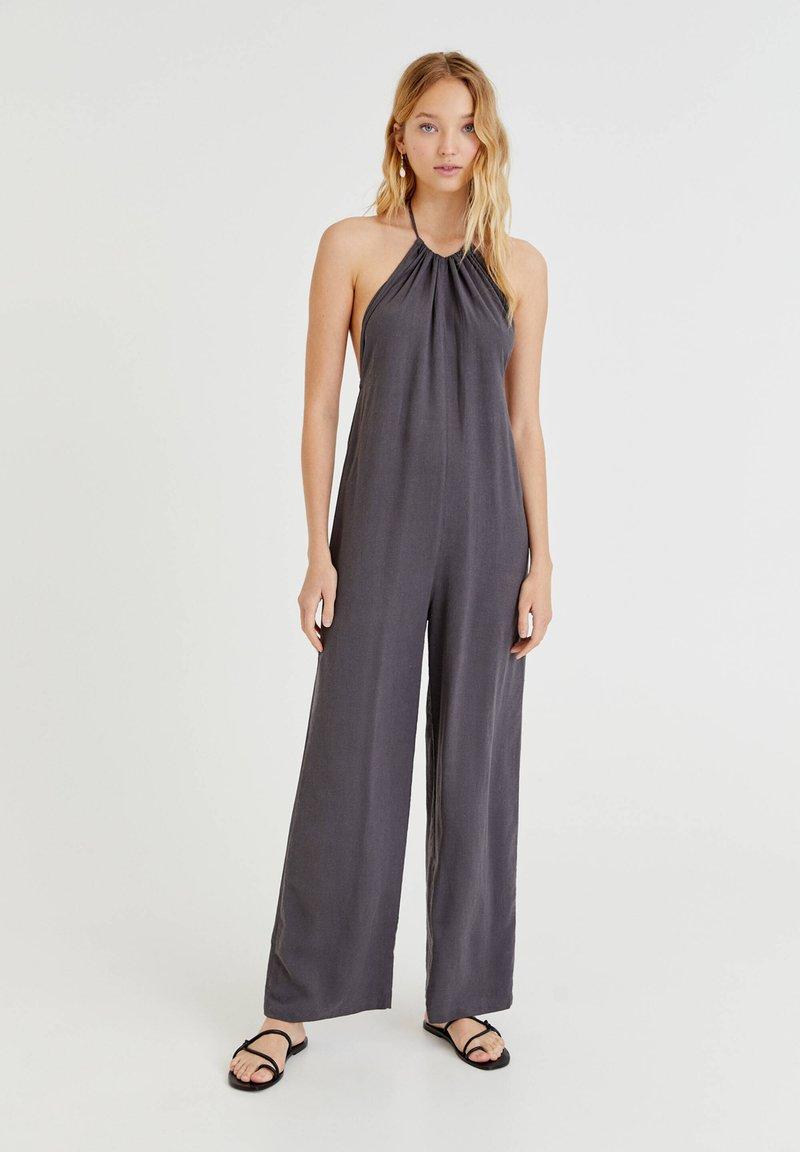 PULL&BEAR - Jumpsuit - grey
