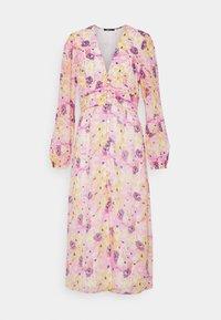 Gina Tricot - SANDRA DRESS - Vapaa-ajan mekko - pink - 0
