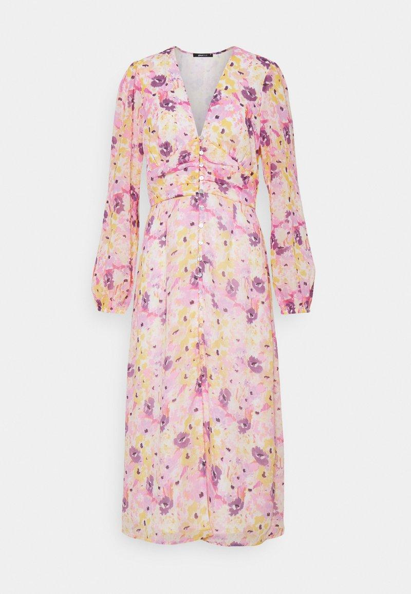 Gina Tricot - SANDRA DRESS - Vapaa-ajan mekko - pink