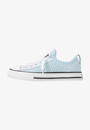 CHUCK TAYLOR ALL STAR KIDS - Trainers - agate blue/black/white
