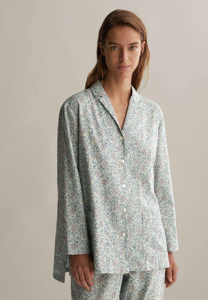 OYSHO - Pyjama top - green